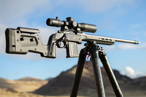 XRS Chassis Remington 700 Short Action by MDT