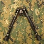 "HARRIS BIPOD 1A2 9""-13"" (FIXED)"