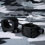 """Burris Xtreme Tactical Rings 1"""" Low (Pair) PN#420180"""