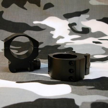 "Burris Xtreme Tactical Rings 1"" Medium (Pair) PN#420181"