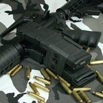 MagPul AR15/M16 Magazine Coupler/Doubler made by Choate