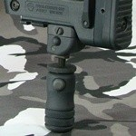 Accu-Shot PRM - Precision Rail Monopod with standard Quick Knob