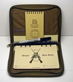 Storm Tactical 'Rite in Rain' 6 Ring Mini Binder Modular Sniper Kit - Coyote Tan