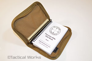 Storm Tactical Pocket Data Book Cover