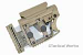 """MBA"" Modular Buttstock Assembly Carbine AR stock FDE by Luth-AR"