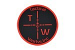 Tactical Works Sticker Black & Red