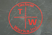 Tactical Works Die Cut Sticker Red