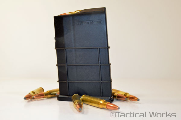 ATI Detachable Magazine 10 round 6.5 Creedmoor