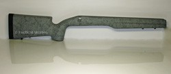Remington 700 BDL Medalist SA Varmint / Tactical Vertical Grip Stock - Gray w/ Black by Bell and Carlson