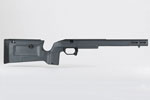 Remington 700 Short Action Bravo Chassis Stealth Grey by KRG