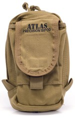 Atlas Bipod Pouch - Coyote Tan