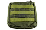 Brass Bag OD Green by Wiebad