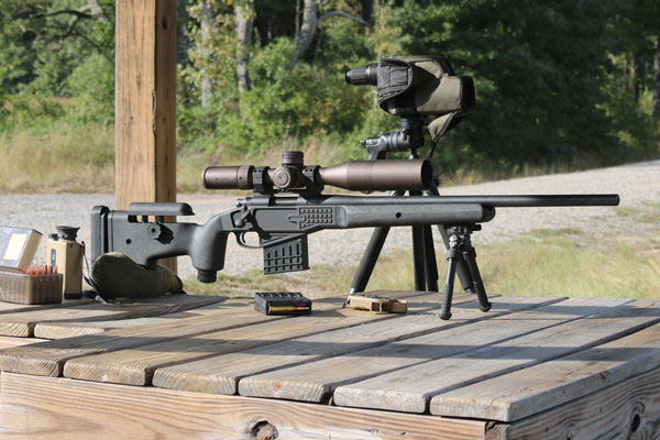 Remington 700 Short Action CMod by Choate