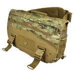 Diagonal Defense Courier Messenger Bag in MultiCam by Hazard 4
