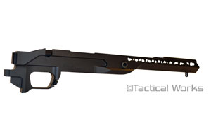 "Orias Chassis for Remington 700 Long Action ""T1"" by Mega Arms & Killer Innovations"