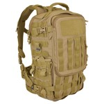 SecondFront Rotatable Backpack in Coyote Tan by Hazard 4