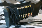 Tactical Operations Ammo Cheek Pad Black