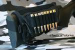 Tactical Operations Ammo Cheek Pad Black