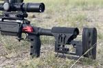 XLR Tactical Adjustable Bag Rider by Long Shot Precision
