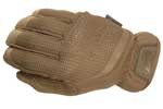 FastFit Coyote Tactical Gloves by Mechanix Wear
