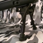 "HARRIS BIPOD HBRM 6""-9"" (FIXED)"