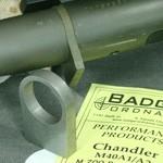 Badger Ordnance Maximized Recoil Lug - Stainless Steel