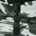Accu-Shot Precision Monopod - Locking version with mid-range Quick Knob