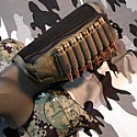 Tactical Operations Ammo Cheek Pad OD Green Left Hand