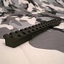 "Savage EGW Long Action Flat Back Tactical Scope Mount ""0"" MOA PN #41400"