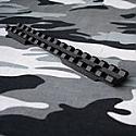 """Remington 700 EGW Long Action Tactical Scope Mount """"0"""" M.O.A. PN #40100"""
