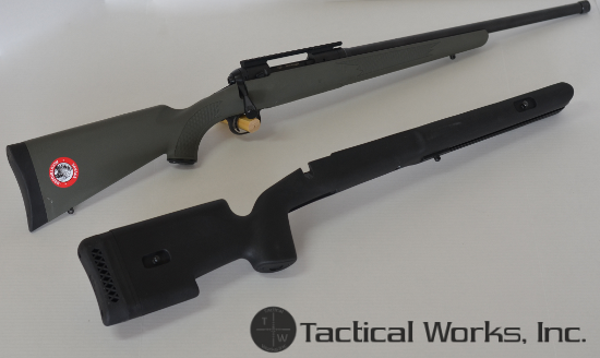 Savage Choate Tactical Stock
