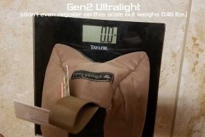Crosstac Gen 2 Ultralightweight Saddle Bag